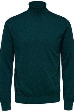 selected homme coltrui »berg roll neck« groen