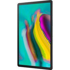 samsung »galaxy tab s5e lte (2020)« tablet zilver