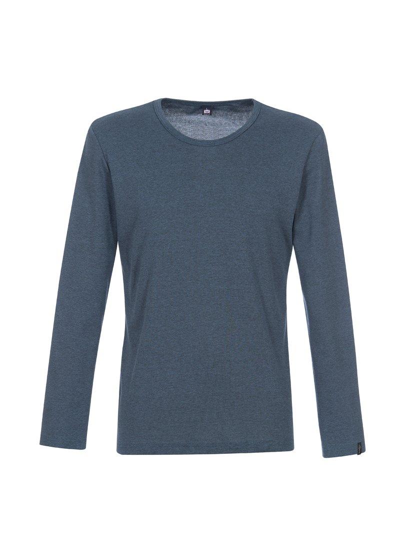 Trigema Melange Shirt met lange mouw goedkoop op otto.nl kopen