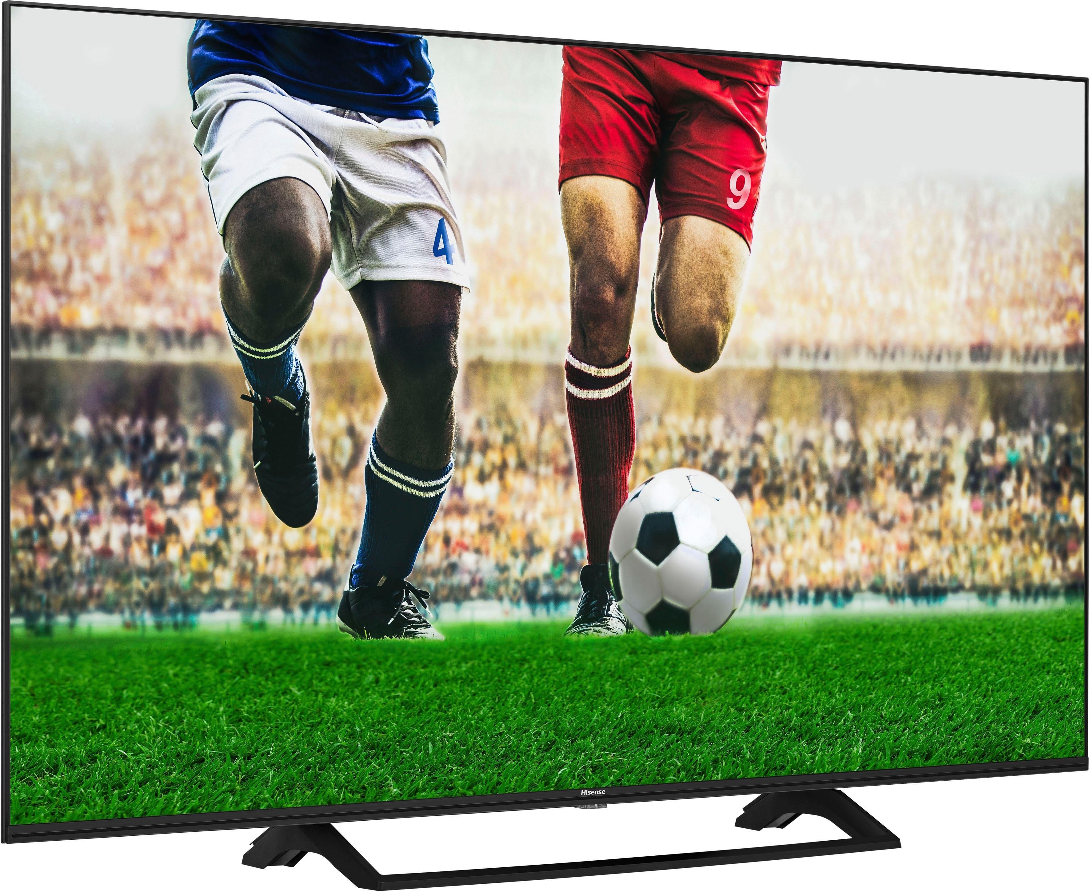 Hisense 43AE7200F LED-televisie (108 cm / (43 Inch), 4K Ultra HD, Smart-TV voordelig en veilig online kopen