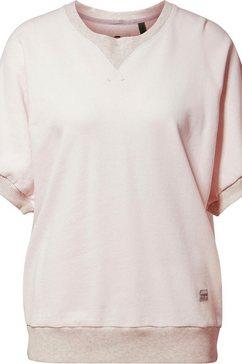 g-star raw sweater »jasmar« roze
