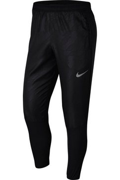 nike runningbroek »essential future fast hybrid running pants« zwart