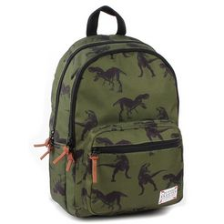 vadobag schoolrugzak »animal kingdom t-rex« groen