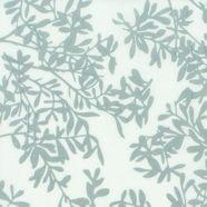 kloeckner paneelgordijn »dekor rispe«, klittenband 1 stuk wit