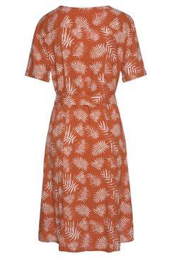 blendshe blousejurkje »cruz« oranje