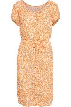 blendshe blousejurkje oranje
