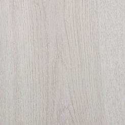 bodenmeister laminat »dielenoptik eiche weiss« beige