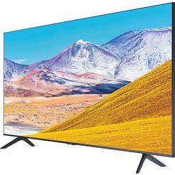samsung »gu82tu8079« led-tv zwart