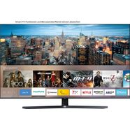 samsung »gu43tu8509« led-tv zwart