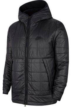 nike winterjack »men's synthetic fill fleece jacket« zwart