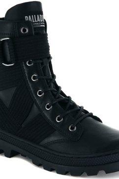 palladium hoge veterschoenen »pallabosse tact stl« zwart