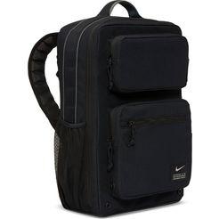 nike sportrugzak nike utility speed training backpack zwart