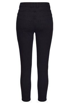 lascana highwaist-jeans blauw