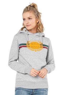eight2nine hoodie grijs