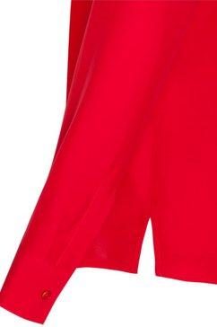 seidensticker blouse zonder sluiting rood