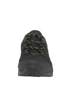 jack wolfskin wandelschoenen »traction 2 texapore low m« zwart