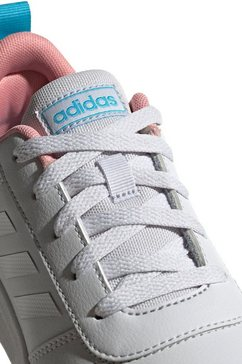 adidas performance sneakers »tensaur k« grijs