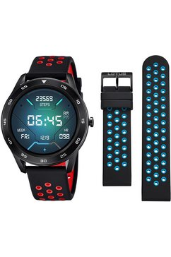 lotus smartwatch »smartime, 50013-4« (null) zwart