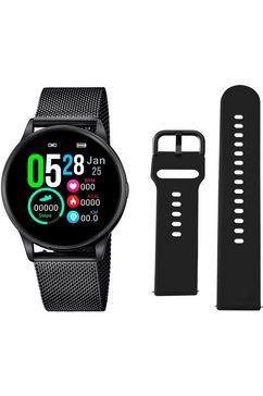 lotus smartwatch »smartime, 50002-1« (null) zwart