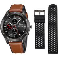 lotus smartwatch »smartime, 50012-1« (null) bruin