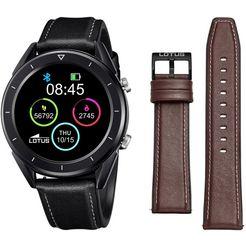lotus smartwatch »smartime, 50009-1« (null) zwart