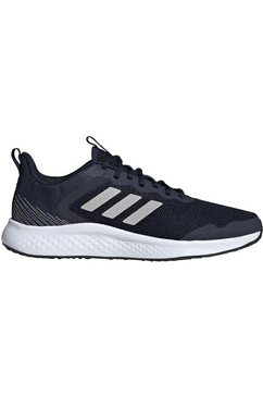 adidas performance runningschoenen »fluidstreet« blauw