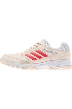 adidas performance indoorschoenen »speedcourt w« wit
