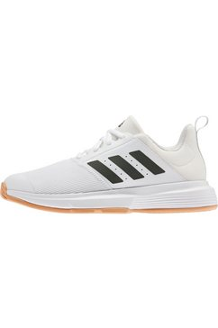 adidas performance indoorschoenen »essence w« wit