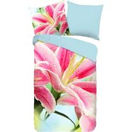 pure luxury collection tweezijdig te gebruiken overtrekset »lily«, pure luxury collection multicolor