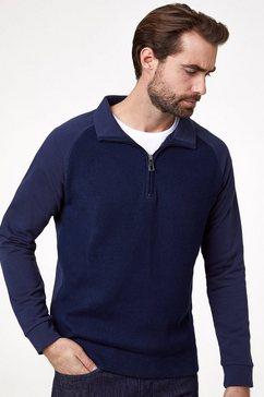 pierre cardin sweatshirt bicolour blauw