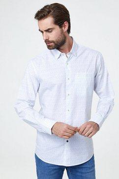 pierre cardin overhemd met lange mouwen »futureflex« wit