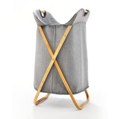 locker »textil« wasmand grijs