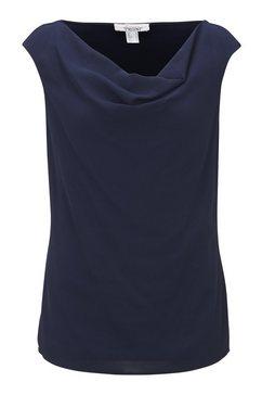 blousetop blauw