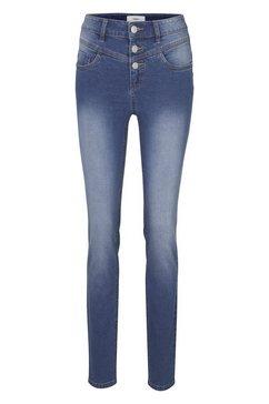 push-up-jeans blauw