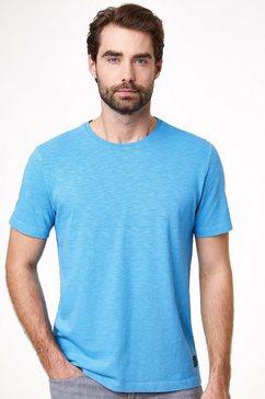 pierre cardin t-shirt gestreift blauw