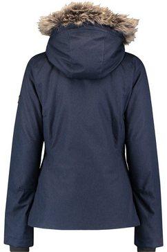 o'neill ski-jack »vauxite jacket« grijs