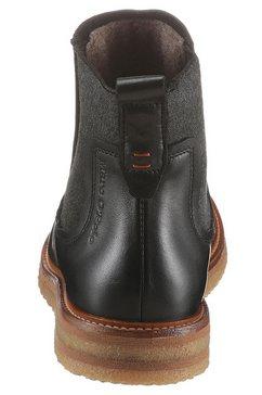 marc o'polo chelsea-boots »brenda« zwart