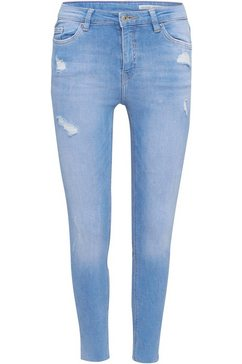 edc by esprit destroyed jeans blauw