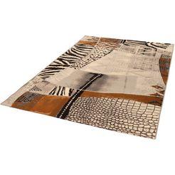 gino falcone vloerkleed »outdoor-africa 42« multicolor