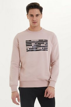 westmark london sweatshirt »redacted sweat« roze