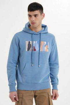 westmark london capuchontrui »unity hoodie« blauw