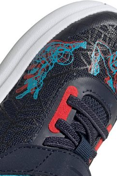adidas performance runningschoenen »forta run mickey ac« blauw