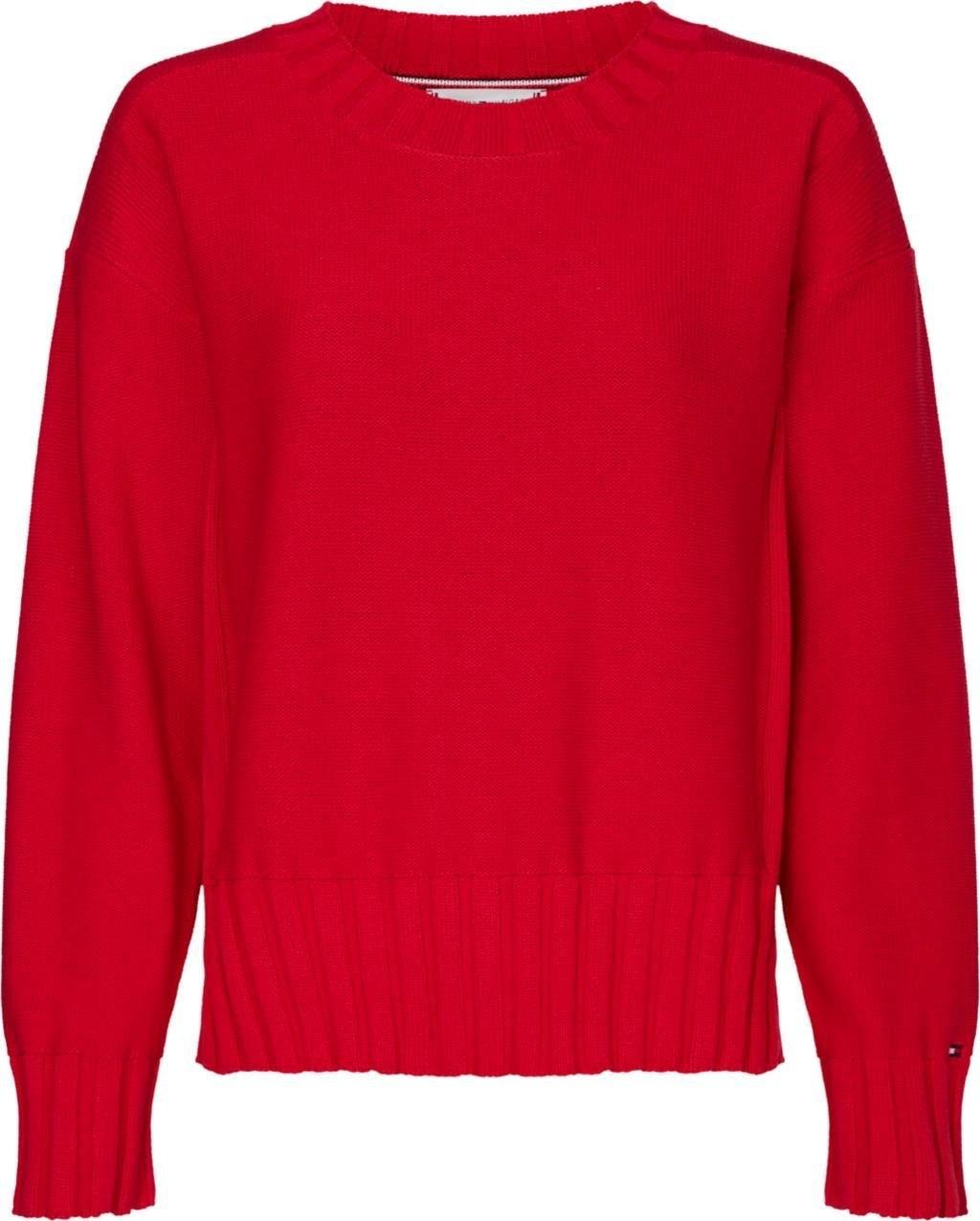 Tommy Hilfiger trui met ronde hals »AIMY C-NK SWT LS« goedkoop op otto.nl kopen
