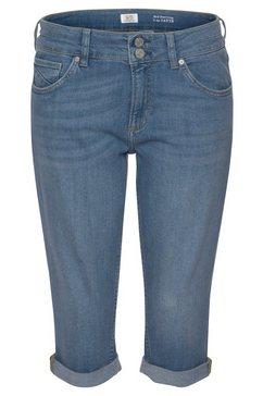 q-s designed by capri jeans »catie« blauw