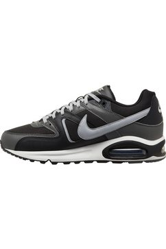 nike sneakers »air max command leather« zwart