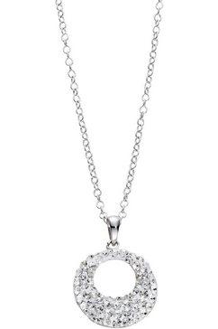 lady ketting met hanger zilver