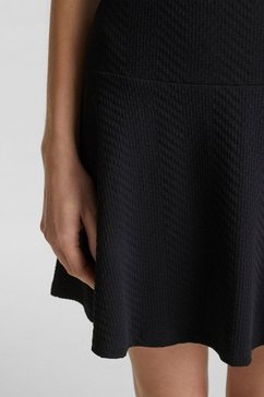 esprit rok in a-lijn zwart