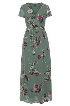 vero moda maxi-jurk »vmlovely« groen