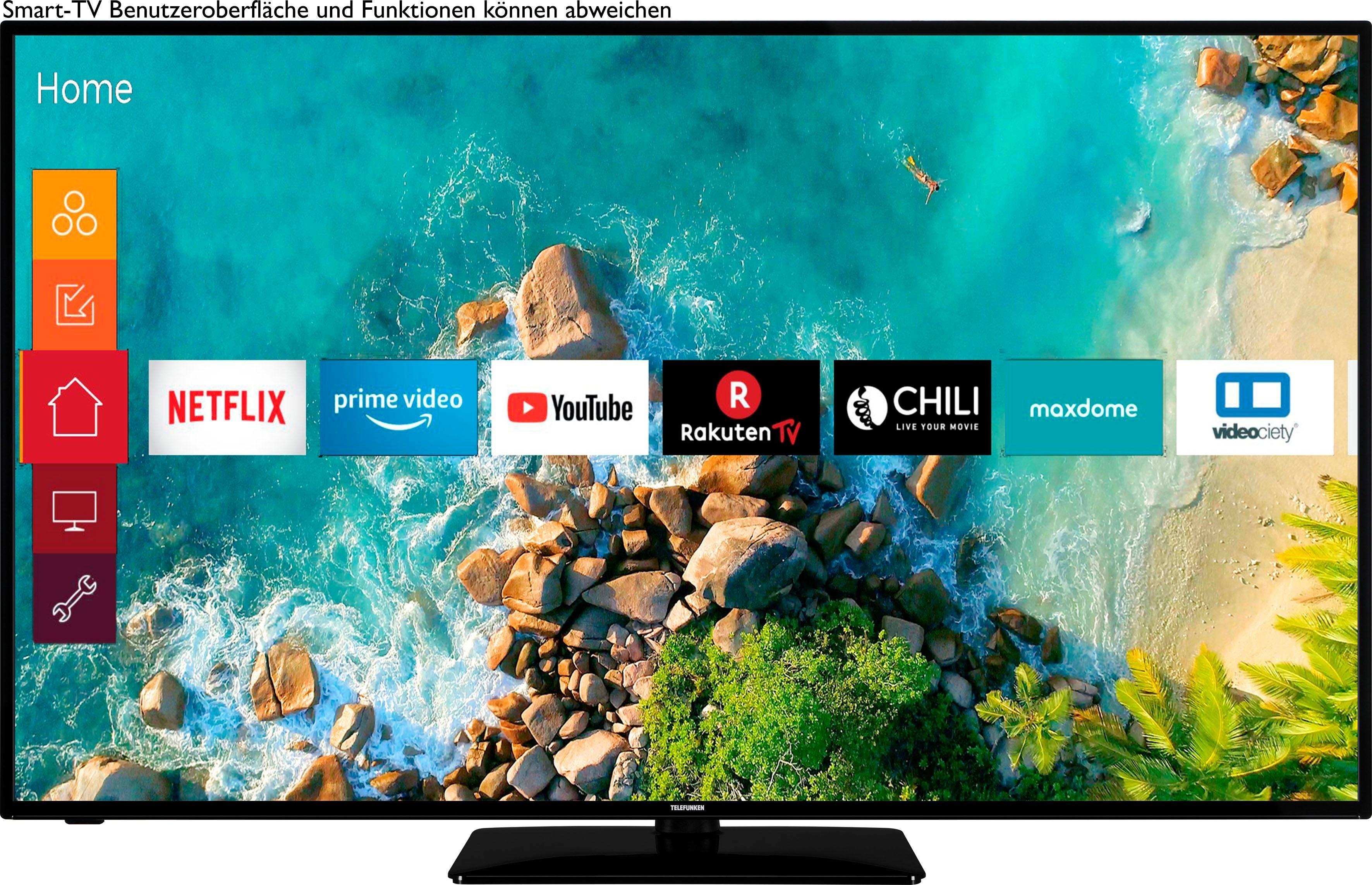 Telefunken »D58U553M1CW« LED-TV in de webshop van OTTO kopen