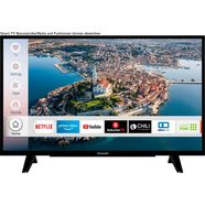 hanseatic »39h510hds« led-tv zwart